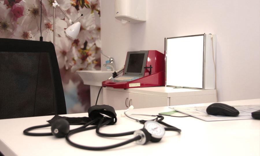 Consulta médica de Liclinic