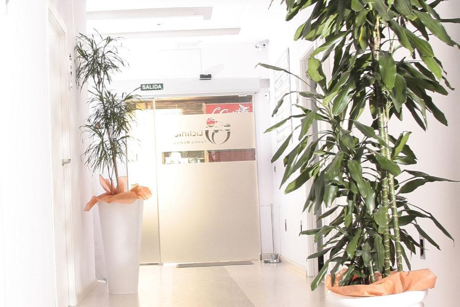 Centro médico privado Liclinic Linares